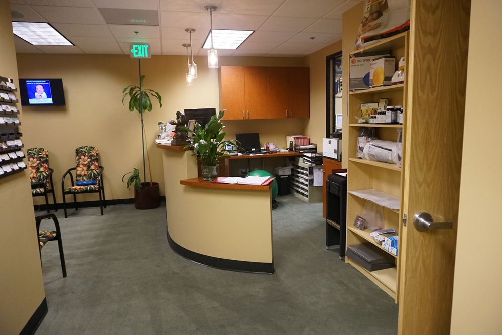 Our Office, Olympic Chiropractic, West Los Angeles,  CA Image5